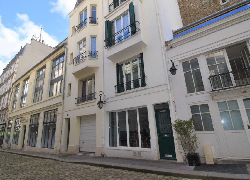 Appartement à louer 29.1m2 à Paris 8