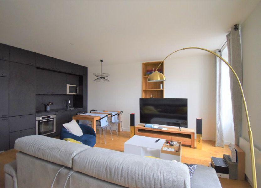 Appartement à louer 45.93m2 à Paris 1