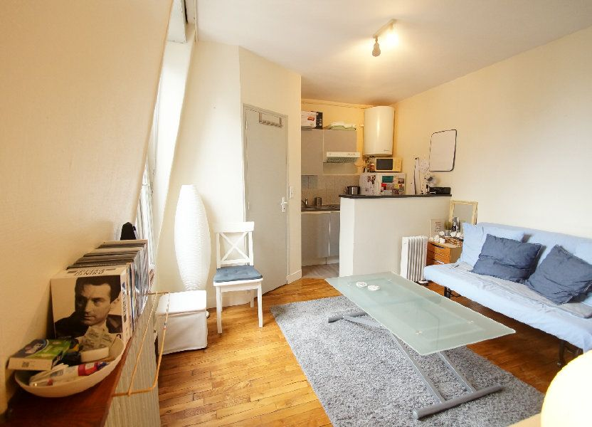 Appartement à louer 17m2 à Bois-Colombes