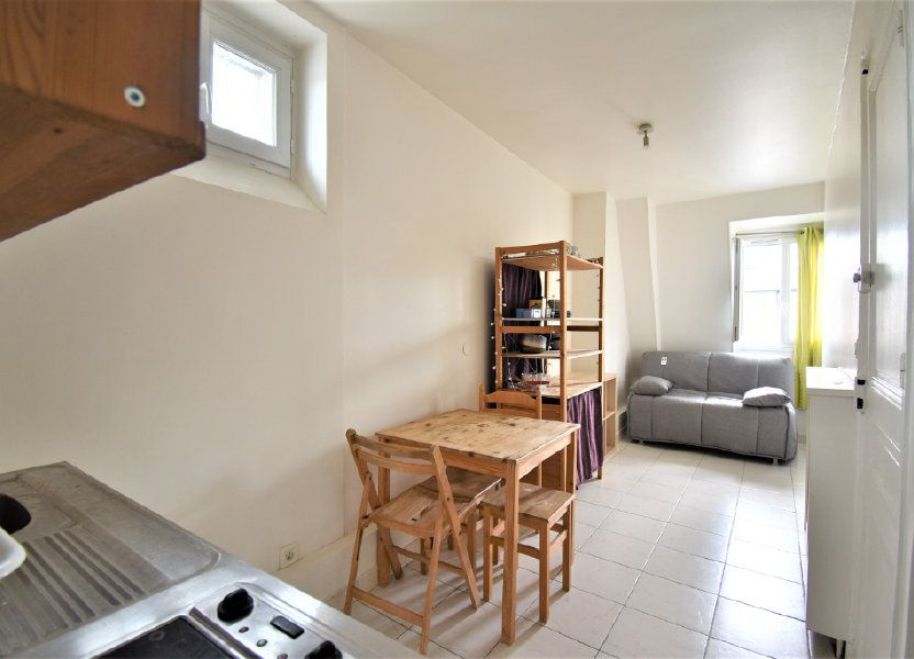 Appartement à louer 16m2 à Paris 8