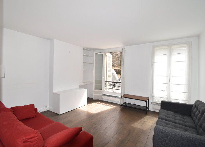 Appartement à louer 36.84m2 à Paris 17