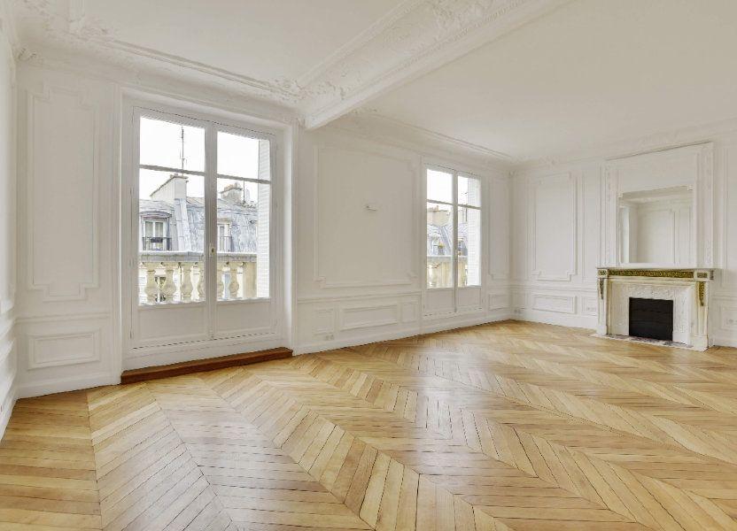 Appartement à louer 156m2 à Paris 8