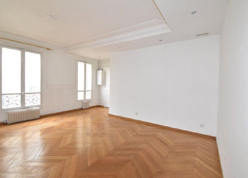 Appartement à louer 66.97m2 à Paris 17