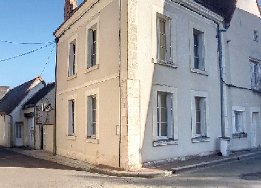 Maison à louer 99.79m2 à Selles-sur-Cher