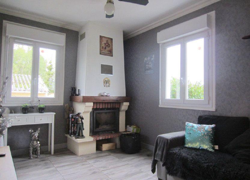 Maison à vendre 58.6m2 à La Vernelle