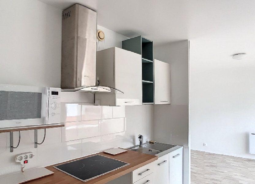 Appartement à louer 43.37m2 à Romorantin-Lanthenay