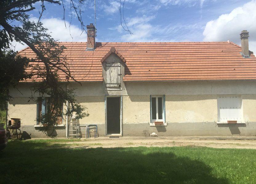 Maison à louer 82m2 à Gy-en-Sologne