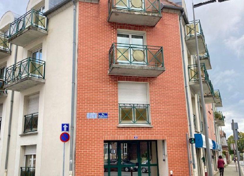 Appartement à louer 42m2 à Beauvais