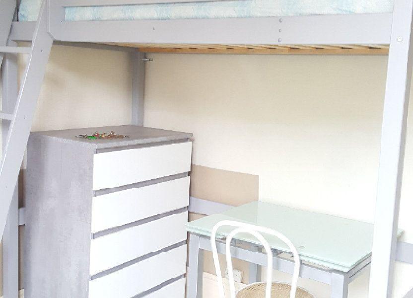 Appartement à louer 9.32m2 à Beauvais