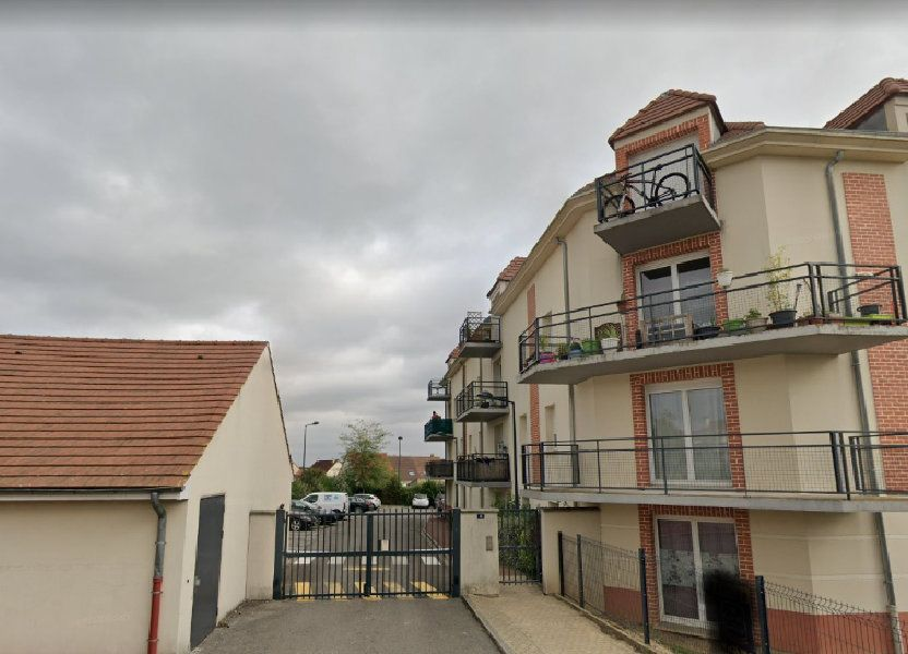Appartement à vendre 54.46m2 à Beauvais