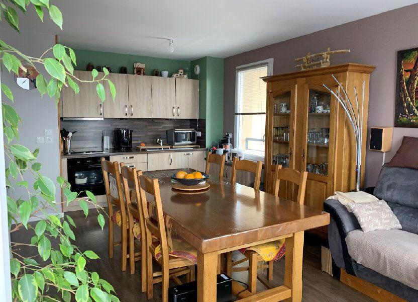 Appartement à vendre 59.5m2 à Beauvais