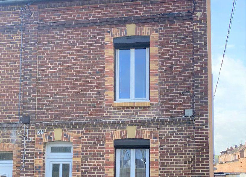 Maison à vendre 95m2 à Beauvais
