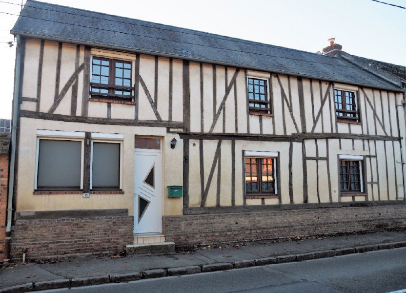Maison à vendre 135m2 à Milly-sur-Thérain