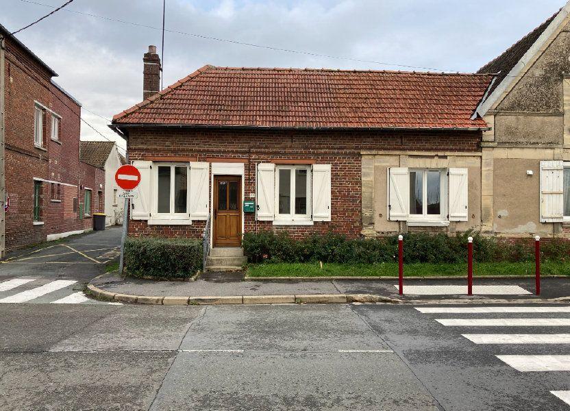 Maison à vendre 45m2 à Bresles