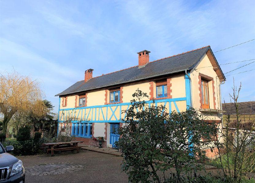 Maison à vendre 170.1m2 à Verderel-lès-Sauqueuse