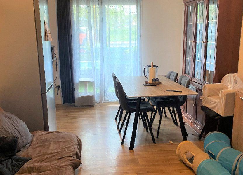 Appartement à vendre 45.1m2 à Beauvais