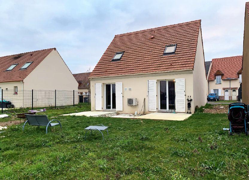 Maison à vendre 81.67m2 à Bailleul-sur-Thérain