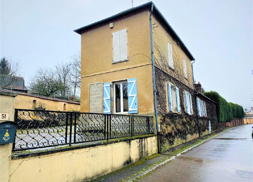 Maison à vendre 110m2 à Villers-Saint-Barthélemy