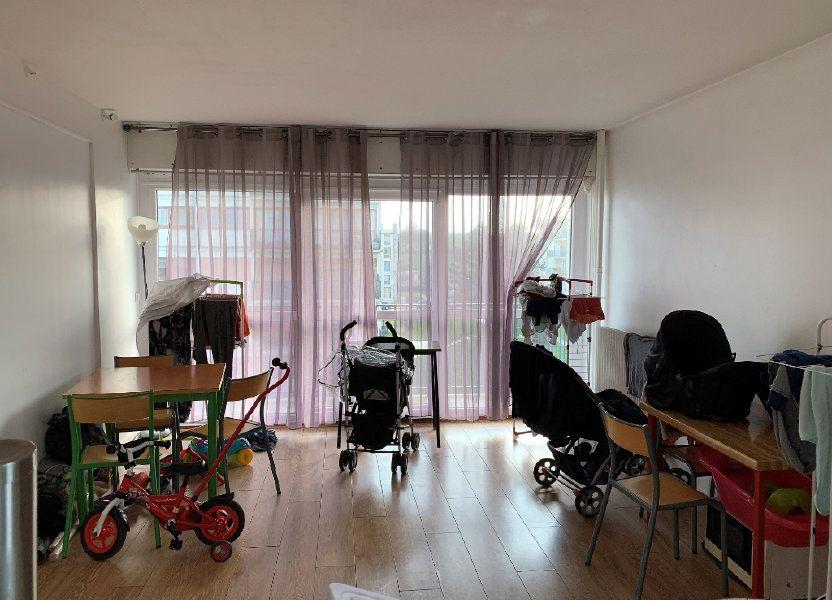 Appartement à vendre 78.26m2 à Beauvais
