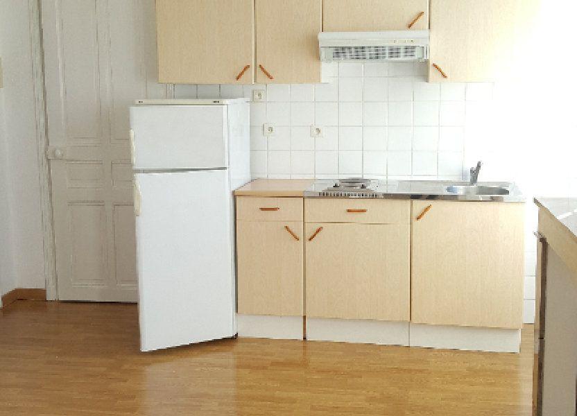 Appartement à louer 34.8m2 à Beauvais