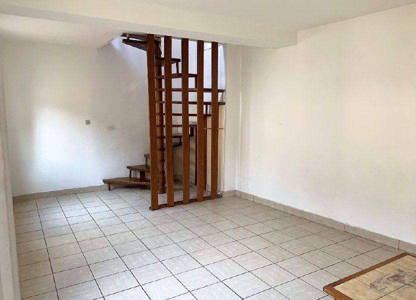 Appartement à vendre 43.07m2 à Beauvais