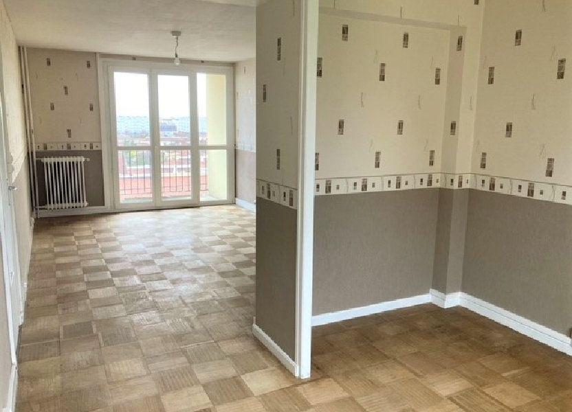 Appartement à louer 67.22m2 à Beauvais