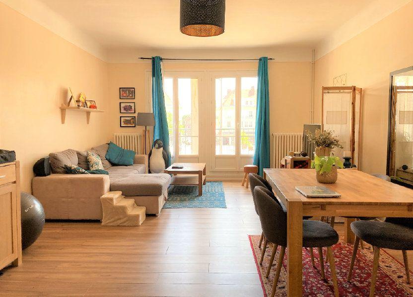 Appartement à vendre 109m2 à Beauvais
