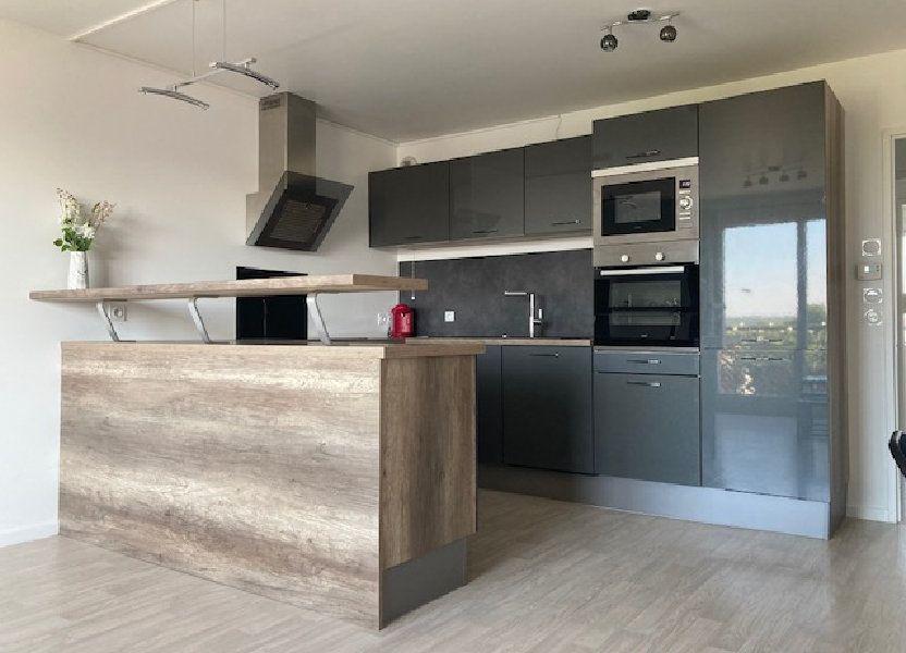 Appartement à louer 61.47m2 à Beauvais