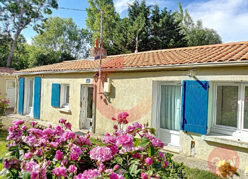 Maison à vendre 62m2 à Challans