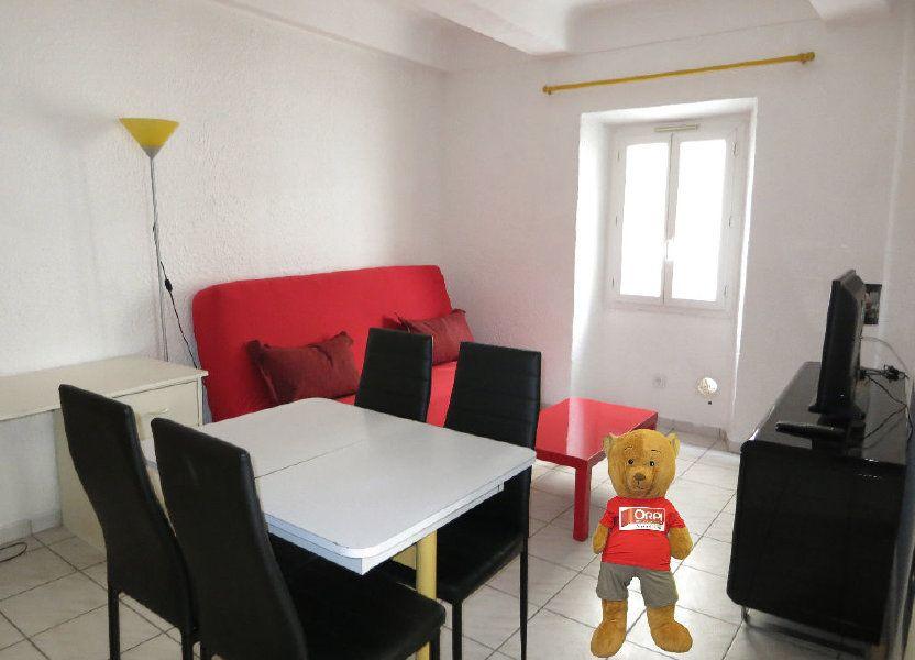 Appartement à louer 29.45m2 à Nice