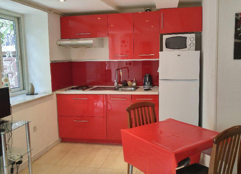 Appartement à louer 18.9m2 à Nice