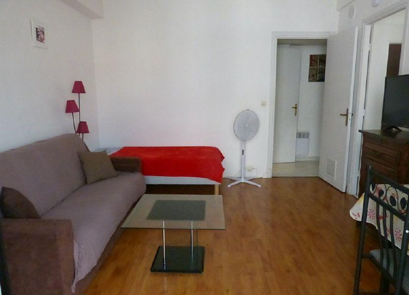 Appartement à louer 30.55m2 à Nice