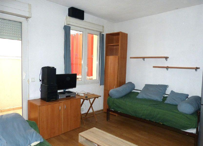 Appartement à louer 28.28m2 à Nice
