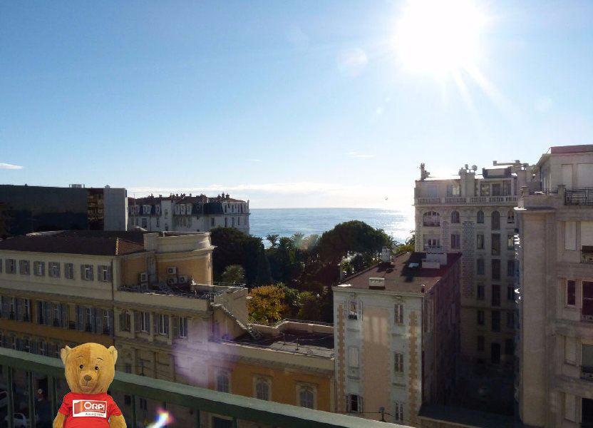 Appartement à louer 39.24m2 à Nice