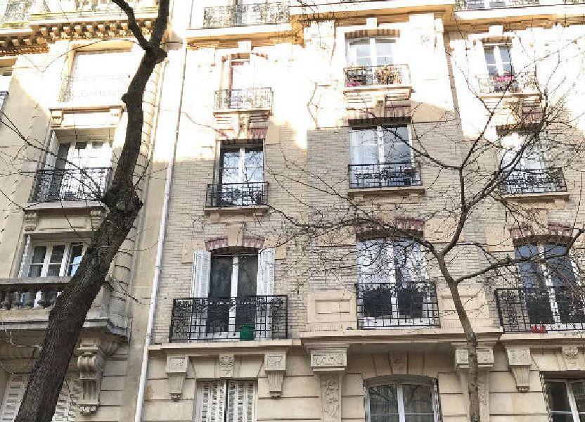 Appartement à louer 44.22m2 à Paris 15