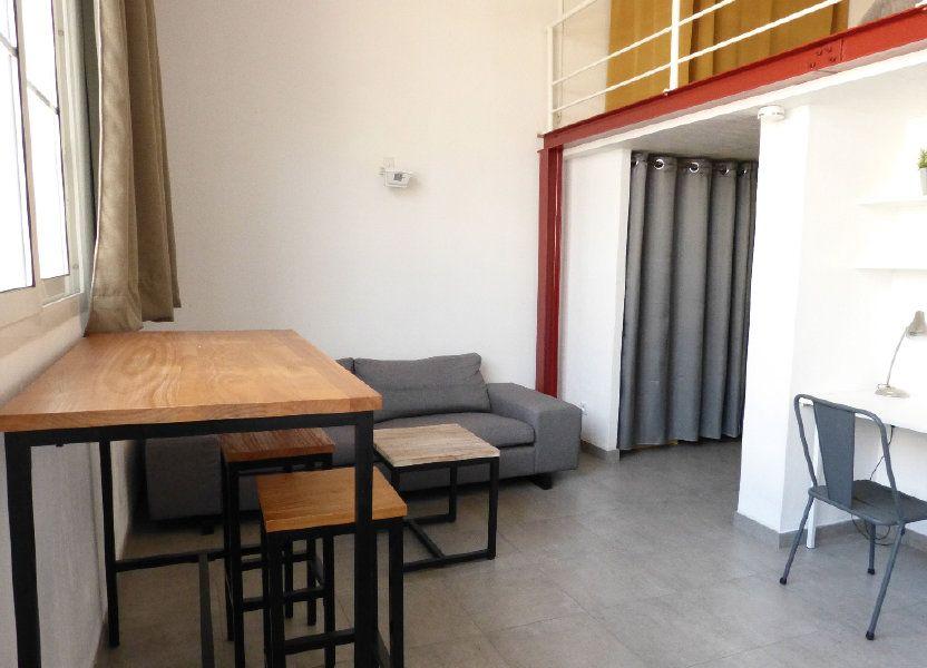 Appartement à louer 31.4m2 à Nice