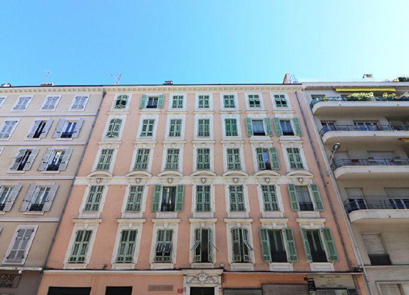 Appartement à vendre 18.17m2 à Nice