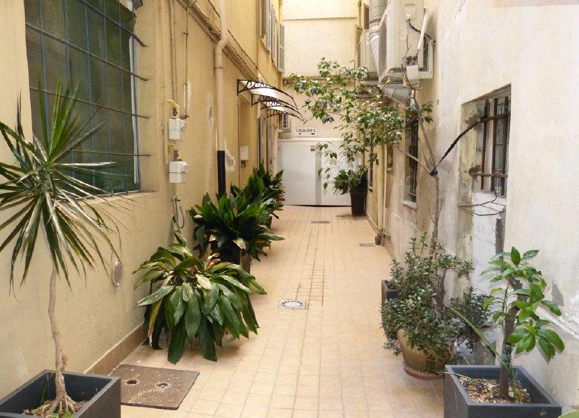Appartement à vendre 22.79m2 à Nice