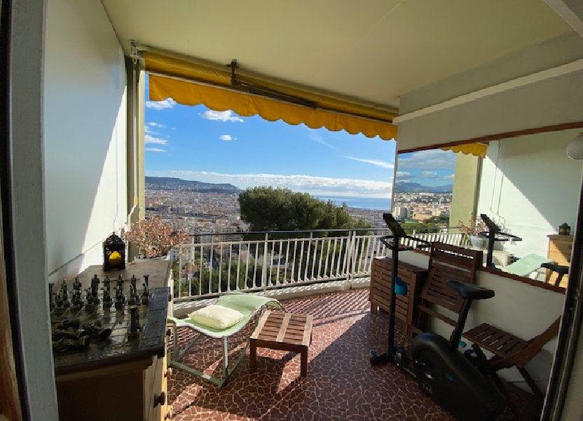 Appartement à vendre 59.06m2 à Nice