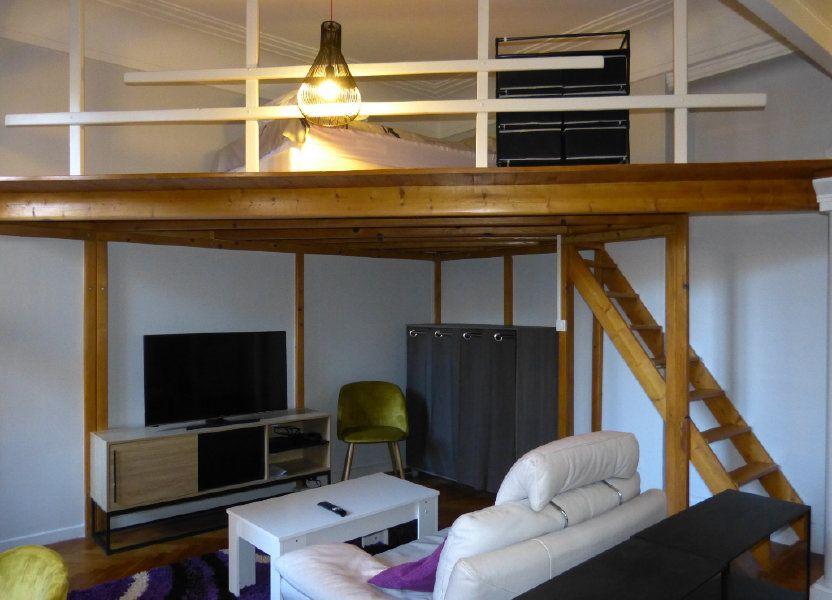 Appartement à louer 34.18m2 à Nice