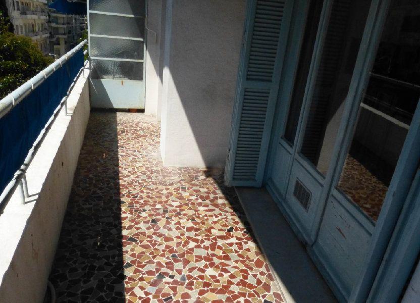 Appartement à louer 28.07m2 à Nice