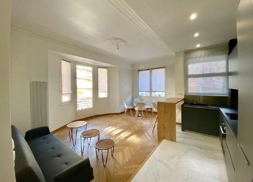 Appartement à vendre 93m2 à Nice