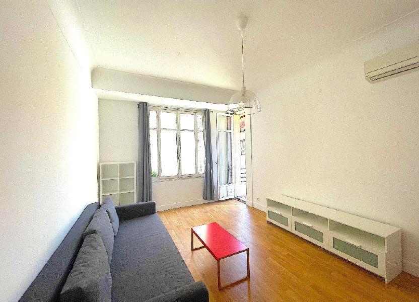 Appartement à vendre 33.14m2 à Nice