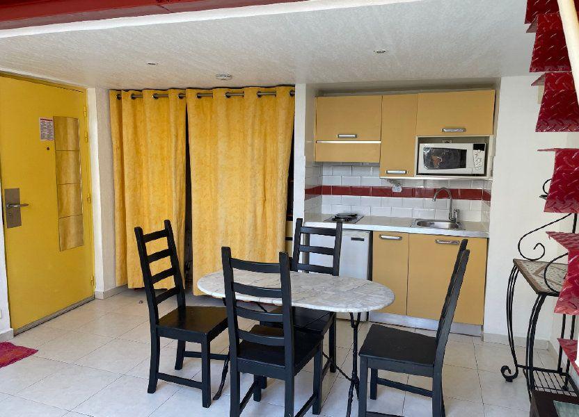 Appartement à louer 24.9m2 à Nice