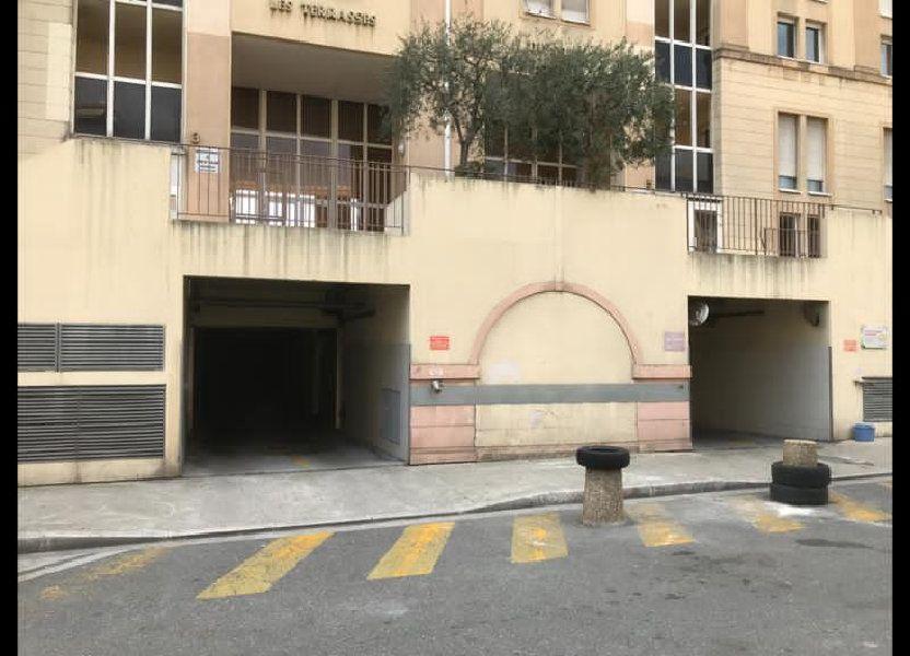 Stationnement à vendre 12.2m2 à Nice