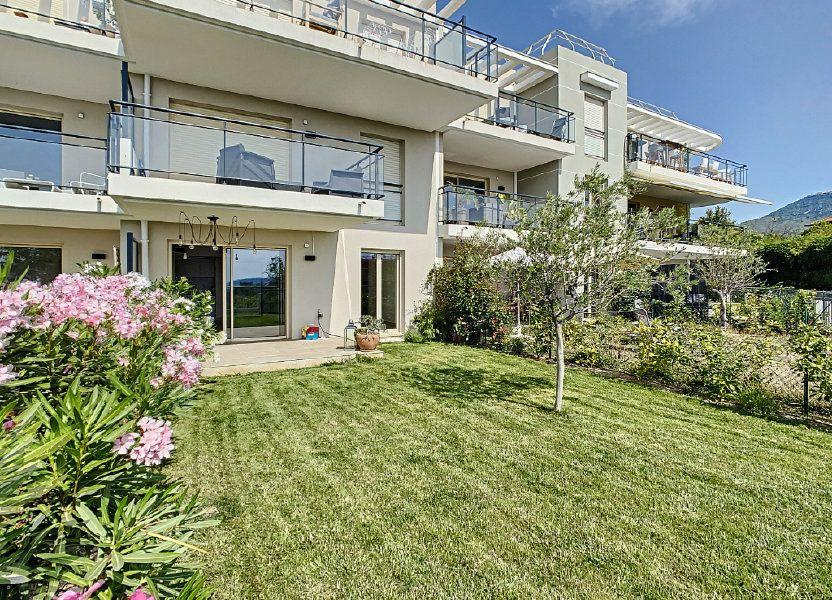 Appartement à vendre 40.62m2 à Nice