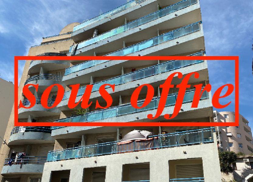 Appartement à vendre 20m2 à Nice