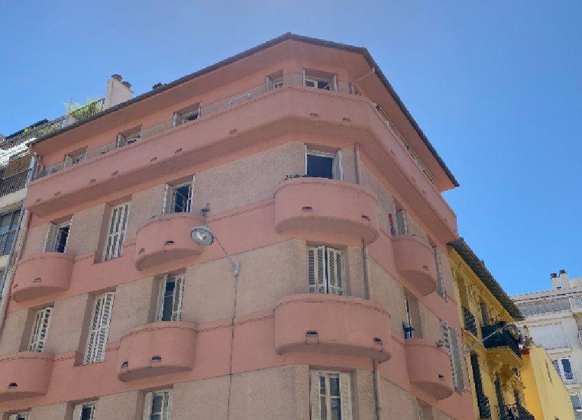 Appartement à vendre 38.75m2 à Nice