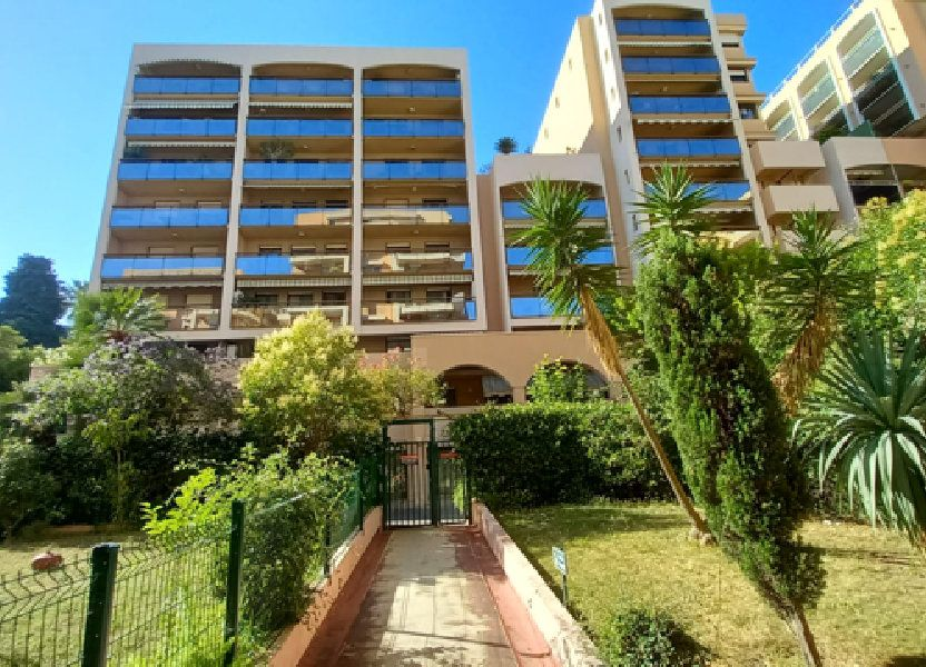 Appartement à vendre 57.8m2 à Nice