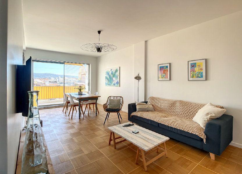 Appartement à vendre 104.17m2 à Nice